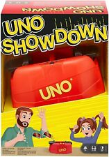 Uno Showdown Card Game Ages 7+