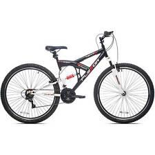 "Men's Mountain Bike 29"" Bicycle Shimano Full Suspension 21 Speed NEW"