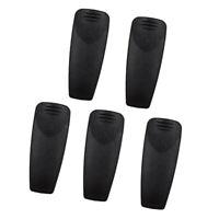 5 Pieces Walkie Talkie Replacement Belt Clip for Motorola Radio XTS2500 Etc