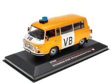 Barkas B1000 Minibus Vb Police Tchèque 1965 - 1:43 IXO Voiture miniature IST049