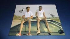 """CHILDISH GAMBINO & CHANCE THE RAPPER SIGNED AUTOGRAHED REPRO 10""""X8"""" PHOTO PP RAP"""