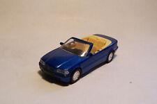 Bmw 3er serie-e 36-convertible-metalizado azul/crema - 1993-no name - 1:43