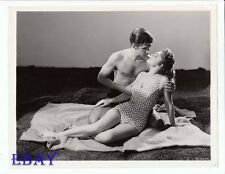 George Hamilton Luana Patten VINTAGE Photo Home From The Hill