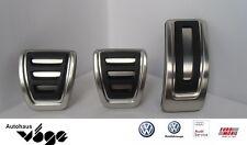Original VW Golf VII Pedalset GTI  Edelstahl Original/Leon/Octavia/A3 8V1064200