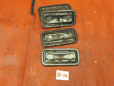 MGB,MGA, MG Midget, Sprite, Original Late Non Vented Engine Side Cover, GC!!