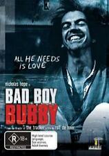 BAD BOY BUBBY Dvd  AUSTRALIAN MOVIE NEW AND SEALED