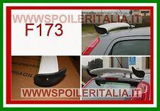 SPOILER UNIVERSALE PER  FIAT GRANDE PUNTO GREZZO  E REGOLABILE F173G SI173-1-IV