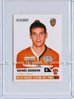 "RARE !! Sticker ROOKIE Raphael GUERREIRO ""FRENCH FOOT 2013-2014"" Panini"