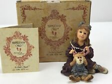 Yesterday's Child Dollstone Collection Boyds Cindy w/ Collier Dress Up #3555
