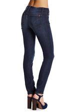 NEW JOE'S Womens Straight Leg Mid-Rise Stretch Jeans Size 27 Alia Dark Wash JOES