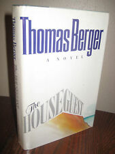 1st Edition HOUSEGUEST Thomas Berger  FIRST PRINTING Fiction CLASSIC