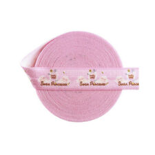 10m of 17mm WHITE Elastic Picot Edge Lingerie Underwear Edging Lace Light Cross