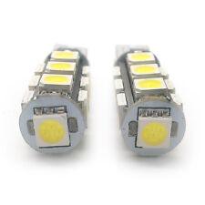 2x White 13 LED Side Light W5W T10 501 Fits Seat Alhambra Ibiza AMNP1018W