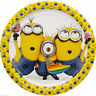 DESPICABLE ME MINIONS Kids Tableware Plates Cups Child BIRTHDAY Party
