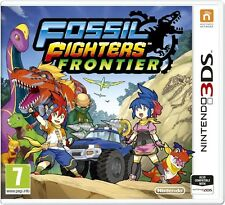 Fossil Fighters: Frontier (Nintendo 3DS) NEW & Sealed - Despatched from UK