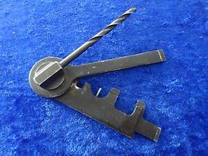 Bundeswehr HK Waffen-Lehre Multi-Function Werkzeug-Schlüssel für:Britisch  SA80