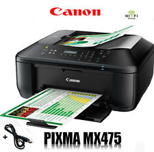 CANON MX475 MULTIFUNKTIONS DRUCKER SCANNER KOPIERER FAX WLAN AIRPRINT * NEU *