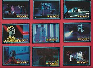 1982 TRON by Donruss YOU PICK 6 cards for $2.00 nm to mint