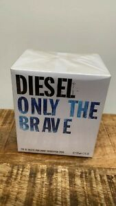 Only The Brave by Diesel EDT For Men, 125ml