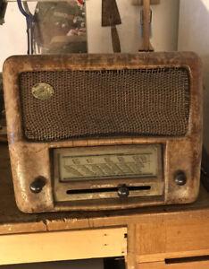 Radio La Voce Del Padrone Modello 560 Radio Epoca A Valvole