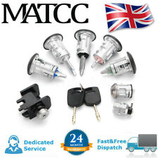 For Ford Transit MK7 Lock Set 06-13 Complete Kit with 2 Keys 2.4 2.2 4874508
