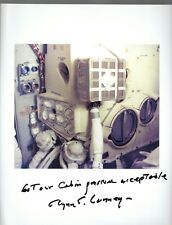 Glynn S. Lunney, Apollo 13 Flight Director Autograph, Co2 Scrubber