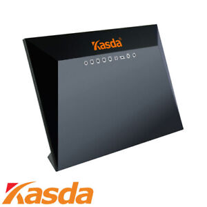 NEW KASDA KW52285 Wireless WiFi 300Mbps Modem ADSL/VDSL Router Ethernet Port USB