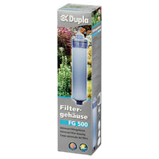 Dupla Filterleergehäuse FG 500 für Filterharze