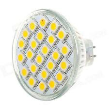 6 X  LED lamp MR16 12V 5W wide beam angle 120 degree =50W