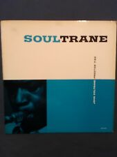 John Coltrane Soultrane - Prestige PRLP 7142 - rare vinyl 1958 mono RVG