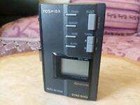 Toshiba KT-4562 Stereo/Radio AM/FM Walkman Cassette Player