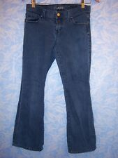 New York And Company Low Rise Flare Leg Jeans For Women Size 4 Stretch