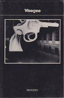 Weegee, Thames and Hudson, 1986, fotografia, arte, André Laude, catalogo