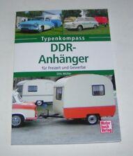 DDR Anhänger - Bastei, QEK Junior, Camptourist, HP 1000 - Typenkompass!