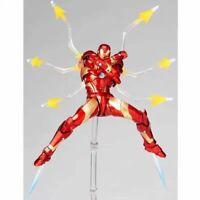 Amazing Yamaguchi Revoltech No.013 Iron Man Bleeding Edge Armor Figure Complex