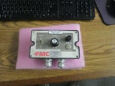 FMC Syntron Model: CTRC-1A Electric Controller  .  <