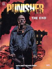 PUNISHER: THE END deutsch MARVEL GRAPHIC NOVEL #7  GARTH ENNIS + RICHARD CORBEN