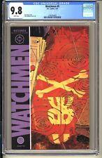 Watchmen #5 Cgc 9.8 Wp Nm/Mt Dc 1987 Alan Moore Rorschach Dr Manhatten (vol 1)