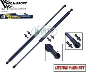 2 REAR TRUNK LID LIFT SUPPORTS SHOCKS STRUTS ARMS PROP RODS FITS DAEWOO NUBIRA