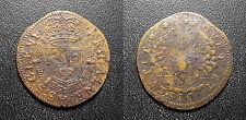 Le Perche - François d'Alençon et d'Anjou, duc du Brabant - jeton XVIème siècle