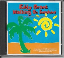 CD BEST OF 15 TITRES--EDDY GRANT--WALKING ON SUNSHINE - THE BERY BEST OF