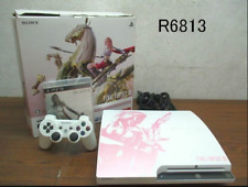 Sony PlayStation 3 Console Final Fantasy XIII 13 Lightning Edition from JP ps3