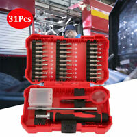 31Pcs/Set Home Household Professional Hand Tool Ratchet Screwdriver Repair Kit