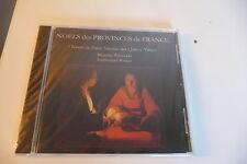 CHOEURS DE SAINT ANTOINE DES QUINZE-VINGTS CD NEUF NOELS DES PROVINCES DE FRANCE
