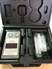 Intoximeters  ALCO-Sensor III  Breathalyzer w/ Case
