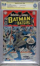 Detective #389 CBCS VF/NM 9.0 Batman Neal Adams Signature Series
