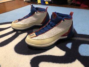 Jordan 15 White Athletic Shoes for Men
