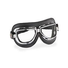 Motorradbrille Climax 510 - schwarz chrom