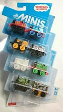 THOMAS AND FRIENDS 2015 MINIS SET OF 8 ENGINES DIE CAST MINT
