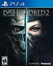 Dishonored 2: Standard Edition (Sony PlayStation 4, 2016)
